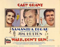 The Obscurity Factor: Cary Grant in Walk Don't Run (1966) For the whole post go to: http://theobscurityfactor.blogspot.com/2011/08/cary-grant-in-walk-dont-run-1966.html