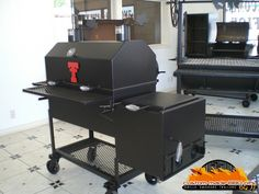 Custom Made Bbq Pits By Jj Bbq Pits Grills Smokers