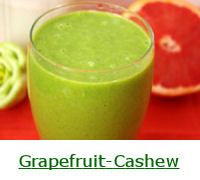 Grapefruit Smoothie Recipes and Nutrition