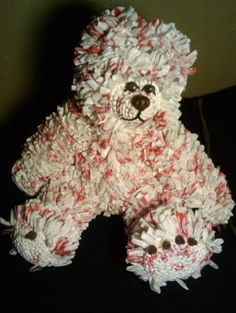 Stuffed animal, statuettes Plastic bags can be made into toys like a plastic bear.  You may need to make the bags into plarn first....