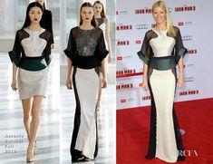 Gwyneth Paltrow rischia di mostrare la 'farfallina' sul red carpet » GOSSIPpando | GOSSIPpando