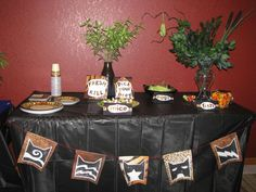 Erin Hunter's Warriors Book Series Birthday Party Ideas | Photo 1 of 10 | Catch My Party