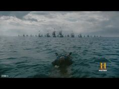 YouTube Vikings Season 5, Trailer Film, What Might Have Been, History Channel, Video Film, Movie Tv, Waves, Seasons, Painting
