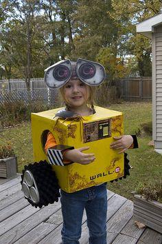 Wall-E, via Flickr.
