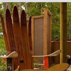 Waterski Muskoka chair from DIY blog cabin 2