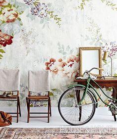 Exuberant florals &
