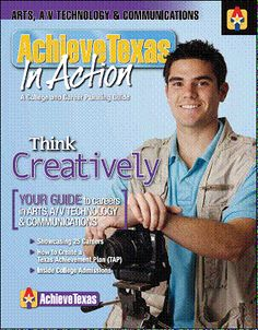 Arts, A/V Technology & Communications College & Career Planning Guide