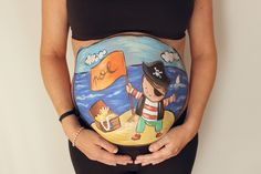 Belly Painting, Family Goals, Body Art, Barcelona, Maternity, Baby Shower, Oasis, Face, Decor
