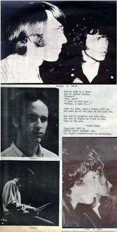 Organ & Door - Jim Morrison