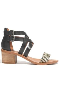 18 Low-Heeled Sandals To Take On Summer In Stride #refinery29  http://www.refinery29.com/low-heeled-sandals#slide18