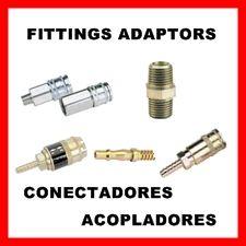 Air Hose Fittings and Adaptors Spain - Conectadores y Acopladores para maquinas de aire españa