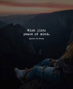 Peace of mind. Strong Quotes, True Quotes, Words Quotes, Positive Quotes, Motivational Quotes, Inspirational Quotes, Qoutes, Sayings, Peace Of Mind Quotes