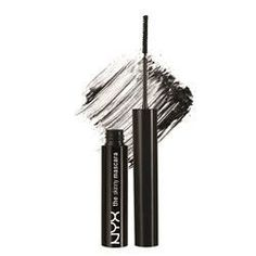 NYX Cosmetics 'The Skinny' Mascara ~ 1/4 price makeup dupe of best selling IT Cosmetics 'Tightline' Full Lash Length Mascara  #makeupdupe #makeup #dupes