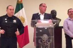 El Comisionado de la Policía Federal, Enrique Galindo, confirmó que al final del operativo en la comunidad de Nochixtlán, Oaxaca, sí hubo agentes armados.  (Especial)  http://www.elfinanciero.com.mx/opinion/oaxaca-el-efecto-gelatina.html