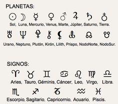 KIKKA: ASTROLOGIA Astrology Books, Zodiac Signs Astrology, Black Moon Lilith, God Tattoos, Astrological Symbols, Funny Spanish Memes, Witch Decor, Scary Art, Book Of Shadows