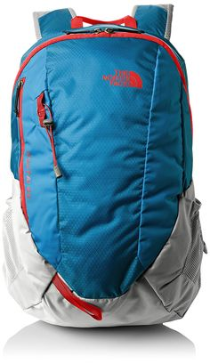 623028924d6e Amazon.com  North Face Kuhtai 24 Hiking Backpack One Size Clear Lake Blue   Sports   Outdoors