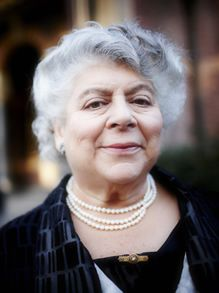 Miriam Margolyes as Aunt Prudence   Also as Professor Sprout in Harry Potter and The Chamber of Secrets and Deathly Hollows