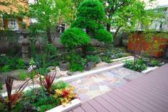 ガーデン施工事例 /