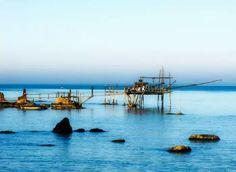 Vasto Marina in Vasto, Abruzzo