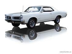 1968 Pontiac GTO 400 Tri Power TH350