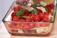 Pastanjauhantaa: Chorizolasagne