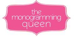 TheMonogrammingQueen.com