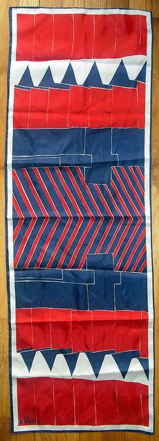 Vera Neumann Scarf by Scott Lindberg, via Flickr