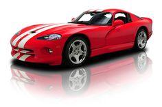 2002 Dodge Viper GTS Final Edition V10. Source: RK Motors Charlotte.