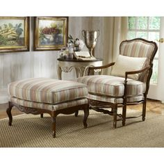 Highland House 697 European Excursions Styles Genevieve Accent Chair  Available At Hickory Park Furniture Galleries