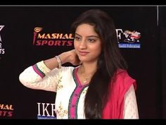 Deepika Singh at the grand finale of Pro Kabaddi League 2014.