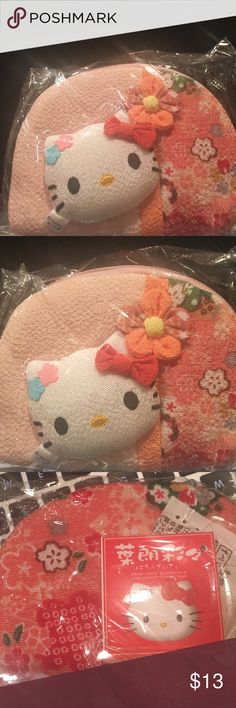 Hello kitty change purse from Japan Hello kitty change purse from Japan Sephora Bags Wallets