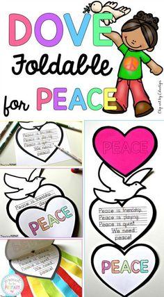 Imprimible per al Dia de la Pau