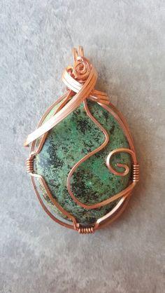 The Green Jasper Pendant Pendant Jewelry, Jasper, Pendants, Brooch, My Style, Green, Artist, Unique, Accessories
