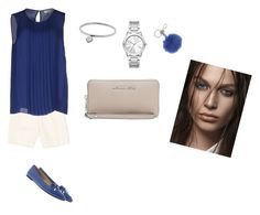 """""""Untitled #207"""" by biancabresto on Polyvore featuring Michael Kors and MICHAEL Michael Kors"""