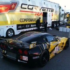 Corvette Racing ALMS