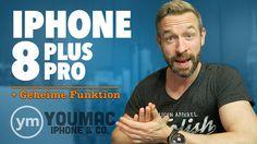 IPHONE 8 (PLUS PRO): Sind das die neuen Namen? [Farben & neue geheime Funktion] | youmac NEWS