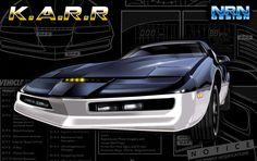 KARR - 2011 by valaryc.deviantart.com on @deviantART