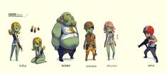 zombie concept by ~soft-h on deviantART