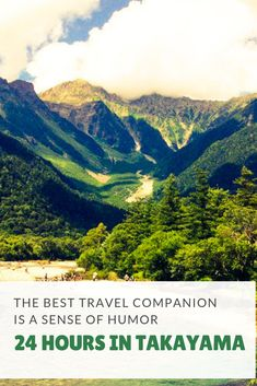 I'm impressed that you are looking to spend 24 hours in Takayama, Internet Stranger. Go Hiking, Hiking Tips, Places To Travel, Travel Destinations, Places To Visit, Travel Log, Asia Travel, Kamikochi, Day Trips From Tokyo