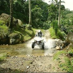 ATV riding - Cairns, Phuket, Cook Islands