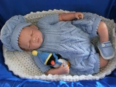 Newborn Coming Home Romper Beret and Loafer by Meganknits4charity, £20.00