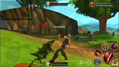 AdventureQuest 3D is a Free-to-play cross-platform, Role-Playing Multiplayer Game MMORPG