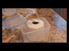 que pasa si remojas papel higiénico con vinagre, aquí esta la solución de casi todos tus problemas - YouTube