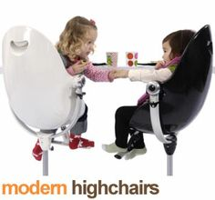 baby gadgets | Modern highchairs from the best designers such as Boon, Bloombaby ...