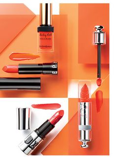 Sephora Pantone Color of the Year Photo Shoot 2012, Still Life  Creative Director: Jacki Puzik  Photographer: Kanji Ishii