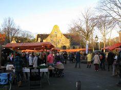 Wintermarkt op Vlieland: kom gezellig naar Vlieland in de kerstvakantie!