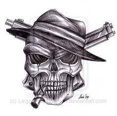 tribal tatoo art harley davidon | Skull Tattooscool Tattoo Ideas | harley davidson tattoos