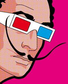 Illustration (Pop Icon - Salvador, viagreg-leon)