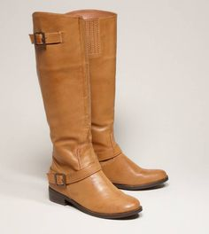 American Eagle Buckled Riding Boot $79.50