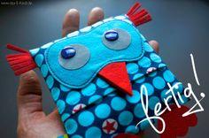 aprilkind – Näh' dich glücklich!: Tutorial Kühlschrankeulen